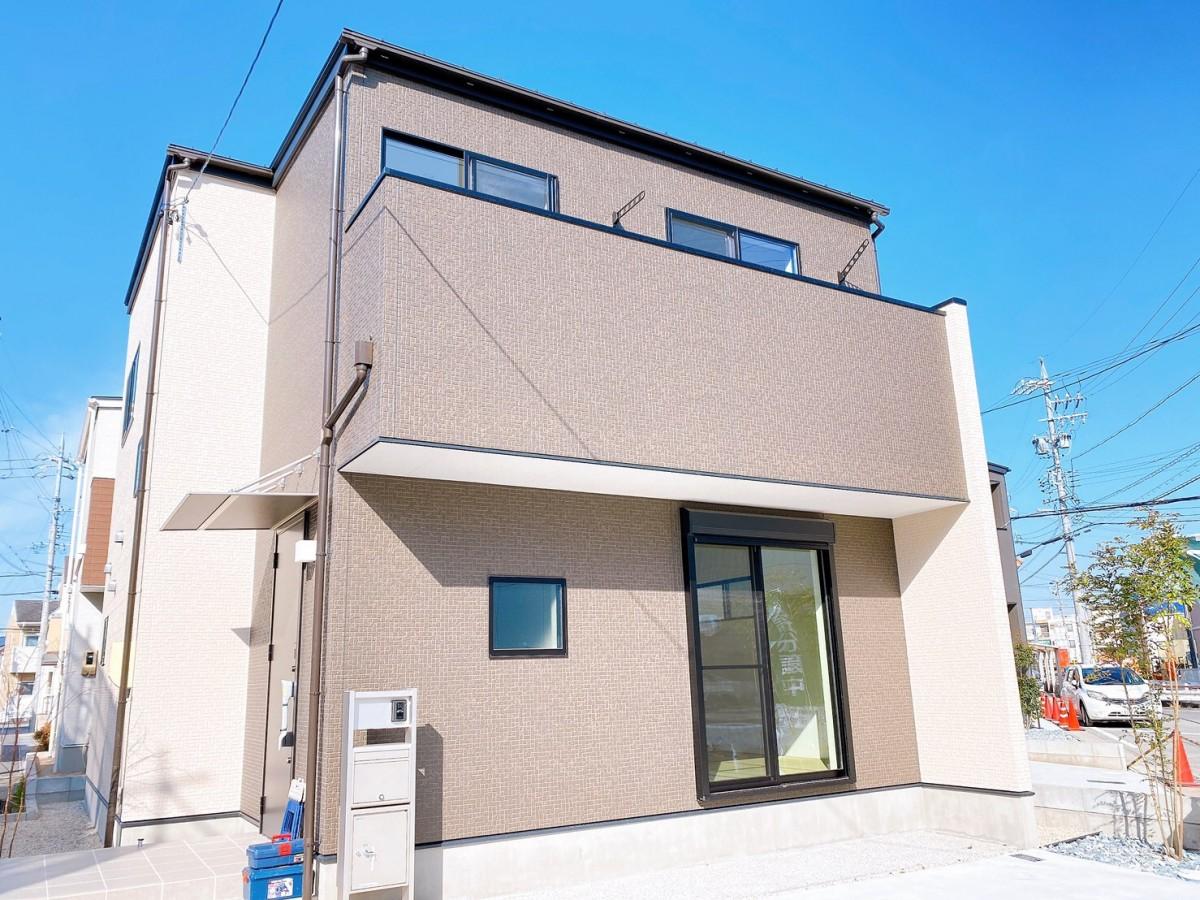 3LDK+タタミコーナー/2階建て